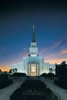 Houston TX. Probably one of the most beautiful temples in my opinion. I don't know why it stands out so much to me.