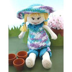 Free Intermediate Child's Toy Crochet Pattern