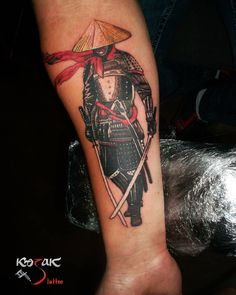 Samurai tattoo meaning: sketches and 115 tattoos on the body- Значение тату самурай: эскизы и 115 тату на теле Samurai tattoo meaning: sketches and 115 tattoos on the body - Warrior Tattoo Sleeve, Forest Tattoo Sleeve, Tattoo Samurai, Arm Sleeve Tattoos, Forearm Tattoo Men, Body Tattoos, Hand Tattoos, Koi Dragon Tattoo, Dragon Tattoo Designs