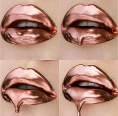 Copper lips