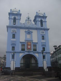 Church,Terceira, Azores.  Contact me with questions about the Azores, and for rates/reservations for flights and accommodations: elizabeth@northstartravel.ca