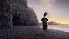 The Iceland Series — Lauri Laukkanen Lighting Diagram, Landscape Elements, Video Advertising, Matte Painting, Fashion Painting, Bts Video, Commercial Photography, Amelie, Wabi Sabi