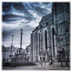 #square #plaza #history #heritage #sculpture #art #statue #morovysloup #church #temple #2016 #photography #photo #photooftheday #myphoto #pilsen #plzen #plzeň #czech #czechia #czechrepublic #cesko #česko #igerscz #today