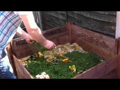 The Perfect Compost Recipe - How to Get Your Compost Heap Cooking! - YouTube