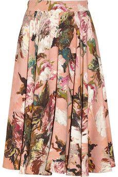 Dolce & Gabbana circle skirt