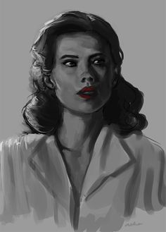 Agent Carter by nanyin