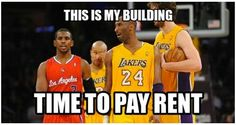 Lakers baby!