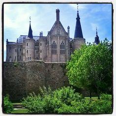 Palacio Episcopal de Astorga. Gaudí.