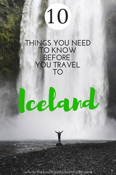 Planning a trip to Iceland? I have travelled to Iceland three times and learnt quite a bit so here are is my Iceland Travel Blog with the Top 10 Things you need to know before you go! #iceland #travel Iceland Travel Tips, Iceland Road Trip, Europe Travel Tips, European Travel, Europe Packing, Traveling Europe, Backpacking Europe, Packing Lists, Travel Hacks