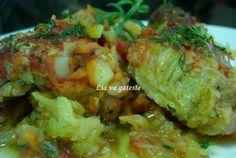 Reteta Costita pe pat de varza dulce in vas roman Meat, Chicken, Food, Sweet, Essen, Meals, Yemek, Eten, Cubs