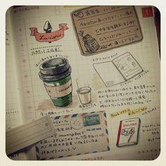 ryokura 手帳カフェが楽しみで、歯医者がそこまで怖くなくなってきたような…!ほぼ日のおかげだー | Use Instagram online! Websta is the Best Instagram Web Viewer!