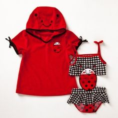 Aw! This is too cute! Somebody with a little girl buy this!!