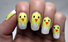 stylish-easter-nail-art-ideas-for-party-2017