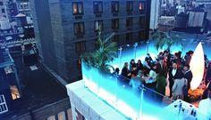 WANCHAI Sky bar Hotel Indigo