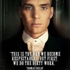 By orders of the Peaky Blinders
