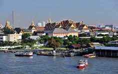 Bangkok River -  For the Best Hotels & Resorts We help you with your bookings http://thailand-besthotels.com/ http://phuket-besthotels.com/