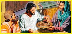 Sergio E. Valdez Sauad: JESÚS SE APARECE  A SUS DISCÍPULOS Lucas 24,35-48....