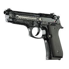 No. 5 of 10 - Beretta 92FS Limited Edition inspired by a marine theme