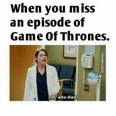 Game of Thrones funny meme (Geek Stuff Game Of)
