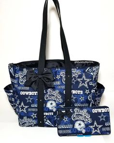 Dallas Cowboys Blanket, Dallas Cowboys Outfits, Dallas Cowboys Pictures, Dalls Cowboys, Dallas Cowboys Football, Pittsburgh Steelers, Tote Purse, Purse Wallet, Baby Shower Themes