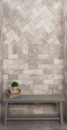 New York Soho Brick Look Porcelain Tile - 4 x 8 - 100086917 -You can find Porcelain and more on our website.New York Soho Brick Look Porcelain Tile - 4 x 8 - 100086917 - Brick Tile Floor, Brick Look Tile, Stone Look Tile, Brick Flooring, Brick Tile Shower, Brick Floor Kitchen, Laminate Flooring, Stone Kitchen Backsplash, Brick Tiles Kitchen