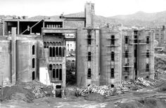 Ricardo-Bofill-cement-factory BEFORE it became la fabrica -yatzer-16