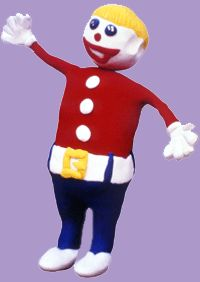 Mr Bill from SNL-too funny!