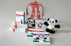 Complete French Gift Set - everything you need to get your child started with a second language.