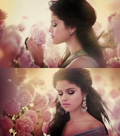 Photos do NOT belong to me, unless otherwise stated MY SHOP Selena Gomez Photoshoot, Selena Gomez Cute, Divas, Star Actress, Music Sing, Marie Gomez, Brunette Girl, Pop Singers, Makeup Forever