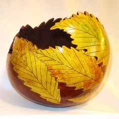 Southwestern Gourd Art | ... : The GOURD - GOURD CRAFT -GOURD PICTURE AND GOURD ART GROUP Pool
