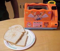 Parappa the Rapper Toaster