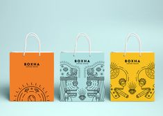 Mexican Coffee House Embracing Ancient Illustrations for their Coffee Packaging Design / World Brand & Packaging Design Society