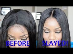 How To Transform A Basic Wig To Look Natural | Tutorial  [Video] - https://blackhairinformation.com/video-gallery/transform-basic-wig-look-natural-tutorial-video/