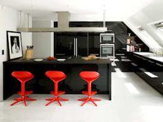Cozinhas modernas por Holloways of Ludlow Bespoke Kitchens & Cabinetry