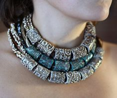 Полимерная глина - polymer clay jewelry