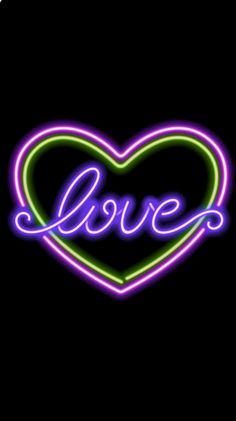Neon Backgrounds, Animated Love Images, Neon Wallpaper, Hearts, Neon Signs, Wallpapers, Flowers, Prints, Love
