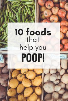 Everybody poops. Not everybody poops well. Between 5-20% of people suffer from constipation. The bad news is: severe cases of constipation can't be fixed with food. These cases will need some medical attention first. See…
