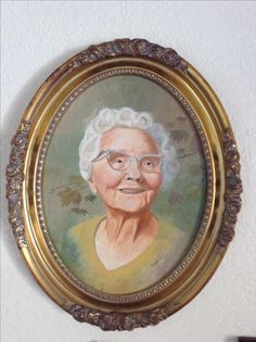 Anna Struve, Bevs Grandmother.