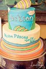 """""""Oh, The Places You'll Go"""" Dr. Seuss cake -Charlotte NC (lunahzon) Tags: colorful charlottenc partythemes ohtheplacesyoullgo lzp lunahzonphotography drseusscake cakethemes"""