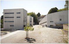 Escuela de Arquitectura - L'università secondo Alvaro Siza - Artwort