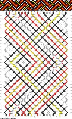 ♠ 10 fils - 5 couleurs ♠