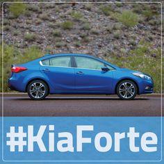 Hey good lookin'  | The Kia Forte.