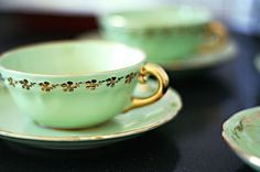 What a lovely teacup