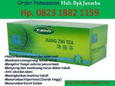 Manfaat Teh Hijau Jiang Zhi Tea untuk Kesehatan dari Tiens
