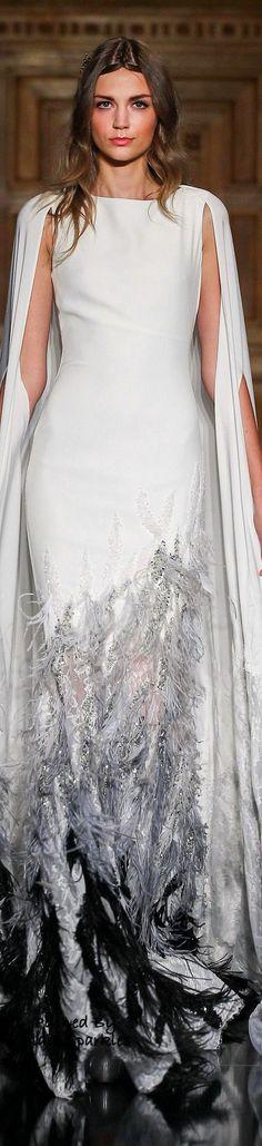 Paris Fall Couture 2016 Tony Ward ~ ♕♚εїз   BLAIR SPARKLES