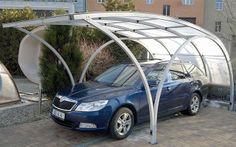 Carports : Aluminium - Carport Cover A