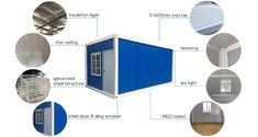 Source modular 40ft sea container house,customized ocean container house free designs on m.alibaba.com Sea Containers, Sea Container Homes, Container Size, Container House Design, Shipping Container Cabin, Shipping Container Home Designs, Shipping Containers, Container Coffee Shop, Prefab Homes