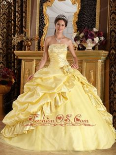 puffy peach quince dresses   Quince Quinceanera Dresses Puffy ...