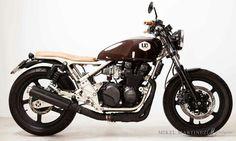 Kawasaki Zephyr 550 'Walküre' by ÑRT Classics
