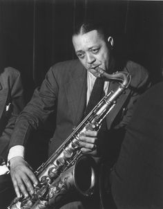lester young -  the best sax player according to moi!